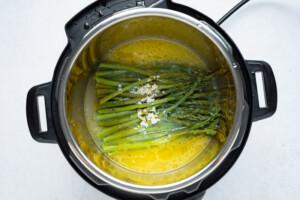 Instant Pot Asparagus Process Photo 1